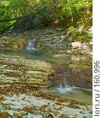 Пшадские водопады, фото № 160996, снято 29 сентября 2007 г. (c) Liseykina / Фотобанк Лори