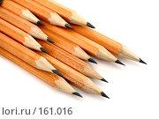 Купить «Набор чертежных карандашей», фото № 161016, снято 9 октября 2006 г. (c) Александр Паррус / Фотобанк Лори