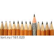 Купить «Набор чертежных карандашей», фото № 161020, снято 9 октября 2006 г. (c) Александр Паррус / Фотобанк Лори