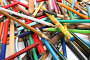 Коллекция карандашей, фото № 161044, снято 9 октября 2006 г. (c) Александр Паррус / Фотобанк Лори