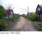 Купить «Дача», фото № 161532, снято 30 сентября 2007 г. (c) Бяков Вячеслав / Фотобанк Лори