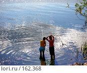 Купить «Рыбачки», фото № 162368, снято 24 августа 2006 г. (c) Кондратьев Игорь Витальевич / Фотобанк Лори