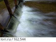 """Купить «Плотина на реке Сходня. Особо охраняемая природная территория """"Долина реки Сходни в Куркино""""», фото № 162544, снято 24 июля 2007 г. (c) Петухов Геннадий / Фотобанк Лори"""