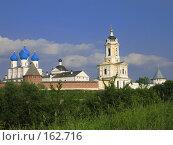 Купить «Серпухов, Подмосковье, Высоцкий монастырь», фото № 162716, снято 28 июня 2006 г. (c) ИВА Афонская / Фотобанк Лори