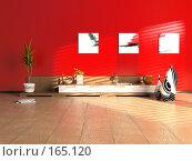 Купить «Современный интерьер», иллюстрация № 165120 (c) Виктор Застольский / Фотобанк Лори