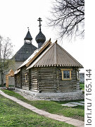 Старая  Ладога. Церковь, фото № 165144, снято 11 мая 2007 г. (c) Александр Секретарев / Фотобанк Лори