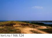 Купить «Дорога по Арабатской стрелке», фото № 166124, снято 22 апреля 2018 г. (c) Aleksander Kaasik / Фотобанк Лори
