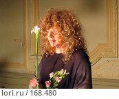 Купить «Алла Пугачёва», фото № 168480, снято 24 января 2003 г. (c) Сергей Лаврентьев / Фотобанк Лори