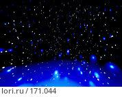 Купить «Космическая абстракция», иллюстрация № 171044 (c) ElenArt / Фотобанк Лори