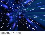 Купить «Космическая абстракция», иллюстрация № 171148 (c) ElenArt / Фотобанк Лори
