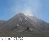 Купить «Спящий вулкан Этна», фото № 171720, снято 2 октября 2007 г. (c) Георгий Ильин / Фотобанк Лори