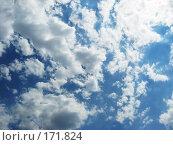 Небо. Стоковое фото, фотограф Костя Суханов / Фотобанк Лори