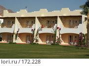 Купить «Корпус отеля, Красное море, Египет», фото № 172228, снято 24 ноября 2007 г. (c) Андрей Водилин / Фотобанк Лори