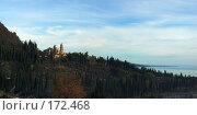 Купить «Православный монастырь Новый Афон в Абхазии», фото № 172468, снято 22 марта 2019 г. (c) Бабенко Денис Юрьевич / Фотобанк Лори