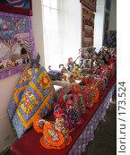 Купить «Суздаль, выставка русских народных промыслов», фото № 173524, снято 18 августа 2006 г. (c) ИВА Афонская / Фотобанк Лори