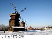 Купить «Суздаль. В музее деревянного зодчества», фото № 175096, снято 6 января 2008 г. (c) Бондаренко Сергей / Фотобанк Лори