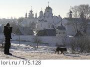 Купить «Видеосъемка суздальских сюжетов», фото № 175128, снято 7 января 2008 г. (c) Бондаренко Сергей / Фотобанк Лори