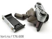 Купить «Открытый фотоаппарат», фото № 176608, снято 14 января 2008 г. (c) Валерий Александрович / Фотобанк Лори