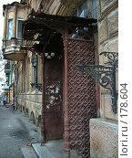 Купить «Подъезд», фото № 178604, снято 7 января 2006 г. (c) Светлана Шушпанова / Фотобанк Лори
