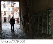 Одесский двор (2006 год). Стоковое фото, фотограф Светлана Шушпанова / Фотобанк Лори