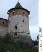 Купить «Караульная башня, Кремль г. Зарайска», фото № 180268, снято 4 августа 2007 г. (c) Александр Бербасов / Фотобанк Лори