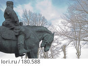 Купить «Александр III (фрагмент)», эксклюзивное фото № 180588, снято 9 апреля 2006 г. (c) Александр Алексеев / Фотобанк Лори