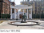 """Купить «В саду """"Аквариум""""», фото № 181992, снято 17 апреля 2006 г. (c) Андрей Ерофеев / Фотобанк Лори"""