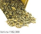 Зелёный чай. Стоковое фото, фотограф Юрий Борисенко / Фотобанк Лори