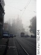 Купить «Церковь Жен-Мироносиц в Нижнем Новгороде в тумане», фото № 182404, снято 25 октября 2007 г. (c) Igor Lijashkov / Фотобанк Лори