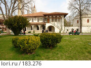 Купить «Бахчисарай (Ханский дворец)», фото № 183276, снято 7 апреля 2007 г. (c) Сергей Шульгин / Фотобанк Лори