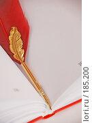 Купить «Книга», фото № 185200, снято 23 января 2008 г. (c) Лифанцева Елена / Фотобанк Лори