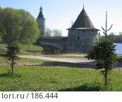 Купить «Псков, Кремль», фото № 186444, снято 7 мая 2007 г. (c) ИВА Афонская / Фотобанк Лори