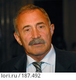 Асламбек Аслаханов (2004 год). Редакционное фото, фотограф Константин Куцылло / Фотобанк Лори