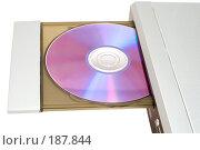 Купить «CD-проигрыватель», фото № 187844, снято 25 января 2008 г. (c) Угоренков Александр / Фотобанк Лори