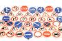 Игрушечные дорожные знаки, фото № 189260, снято 29 января 2008 г. (c) Угоренков Александр / Фотобанк Лори