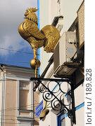 Купить «Тверь. Золотой петушок», фото № 189828, снято 19 марта 2019 г. (c) Елена Прокопова / Фотобанк Лори