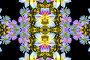 Текстура с цветами, фото № 189968, снято 21 декабря 2007 г. (c) Parmenov Pavel / Фотобанк Лори