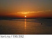 Купить «Краснота рассвета», фото № 190592, снято 18 ноября 2007 г. (c) Сергей Владимирович / Фотобанк Лори