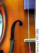 Купить «Скрипка», фото № 191080, снято 30 января 2008 г. (c) Андрей Соколов / Фотобанк Лори