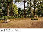 Купить «Павловский парк», фото № 194504, снято 14 августа 2007 г. (c) Николай Федорин / Фотобанк Лори