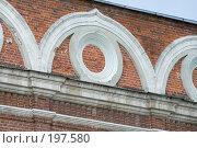 Купить «Архитектурная деталь Никольского собора», фото № 197580, снято 26 августа 2007 г. (c) Юрий Синицын / Фотобанк Лори
