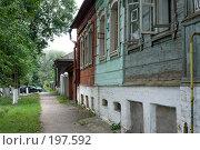 Купить «Жилой сектор Волоколамска», фото № 197592, снято 26 августа 2007 г. (c) Юрий Синицын / Фотобанк Лори
