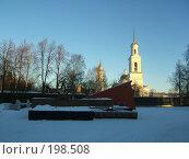 Купить «Город Невьянск», фото № 198508, снято 2 января 2008 г. (c) Корчагина Полина / Фотобанк Лори
