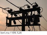 Купить «Электричество», фото № 199124, снято 10 декабря 2005 г. (c) Куликова Татьяна / Фотобанк Лори