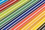 Разноцветные маркеры, крупный план, фото № 200256, снято 10 февраля 2008 г. (c) Угоренков Александр / Фотобанк Лори