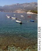 Купить «Черногория», фото № 203828, снято 17 сентября 2007 г. (c) УНА / Фотобанк Лори