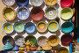 Марокканские тарелки. Уличный рынок., фото № 203980, снято 10 августа 2007 г. (c) Олег Селезнев / Фотобанк Лори