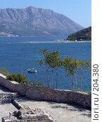 Купить «Черногория», фото № 204380, снято 16 сентября 2007 г. (c) УНА / Фотобанк Лори