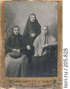 Купить «Старый кабинетный портрет», фото № 205828, снято 18 февраля 2020 г. (c) Сергей Лаврентьев / Фотобанк Лори