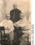 Купить «Старый кабинетный портрет», фото № 205832, снято 18 февраля 2020 г. (c) Сергей Лаврентьев / Фотобанк Лори
